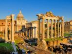 Forum Romanum - 15 min walk