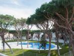 Dos piscinas con socorrista (Abierta de a mediado de Junio a mediado de Septiembre)