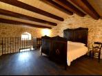 Casa Don Ignazio, camera su soppalco