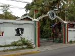 Close proximity to Bob Marley Museum