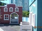 Full size doll houses for all the kids to play and have fun