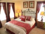Another view of Queen bedroom 2.
