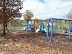 There is a new playground, tennis court, picnic area and outdoor pool also.