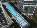 3 DIFFERENT SWIMMING POOL