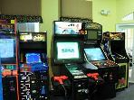 club house - arcade games