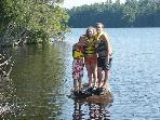 Sunrise Cottage - Family and fun on a quiet pond. Does it get any better?