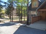 Ramp in and park next door make this one of the most sought after lodges!