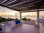 Pergola - Sunset to Sunrise unobstructed views