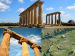 Metaponto, Tavole Palatine e Teatro Greco
