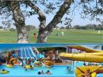 Metaponto, Parco Acquatico e Golf Club