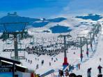 Estación de esquí de Pradollano, Sierra Nevada