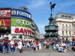 Piccadilly Circus 2 min walk