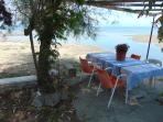 Beachfront Apartment for 2-4 people
