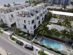 FABULOUS CONTEMPORARY TOWNHOME IN FRONT OF THE BEACH!