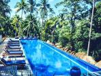 30 m jungle infinity pool Sri Lanka