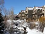 The Viking Lodge has an amazing location in Telluride town. Walk to everything!