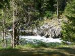 The tumbling rapids