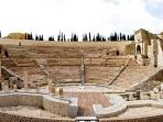 Amphitheatre in Cartagena