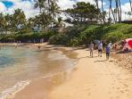 Keawakapu beach, rated 'a hidden jewel' N.Y. Times!