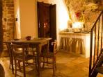 Casa Donna Vannuzza, zona giorno