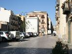 La piazza San Onofrio