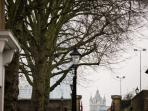 10 mins walk to Tower Bridge