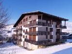 Traditional Chalet style apartments