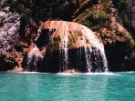 Waterfalls at the Gorges du Verdon