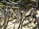 Local bike hire delivers to La Garenne
