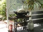 Cook up a storm in the Baby Weber Q