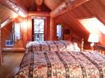 Bedroom B.   Sleeps 4 people