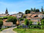 Le village de Visan