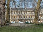 Bath, The Circus