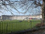 Bath, Royal Crescent