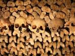 The Catacombs, 200 yards from your door.