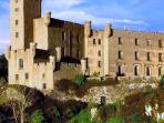 Dunvegan Castle seat of the Clan MacLeod.