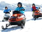 MINI-snowmobiles for kids 6-12