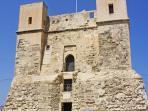 Bugibba tower