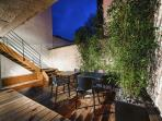 Private Wooden Terrace
