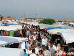Le marché de Montalivet
