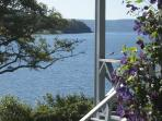 Breathtaking view from Porch Steps overlooking the Bras d'or Lakes