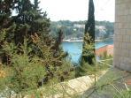 A2 gornji (2+2): terrace view