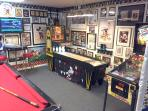 Game Room:  'One of Ten Top Vacation Home Amenities in US' TripAdvisor publication
