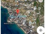 Google map Villa Amor Pefkos-Lindos GReece PC 85107