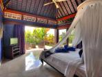 Indah Manis - Kemboja bedroom view