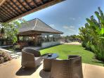 Indah Manis - Kemboja terrace seating