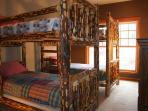 Bunk Room on main level-sleeps 4