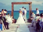 Tie the knot on our beautiful beaches