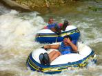 Go rafting and scare yourself