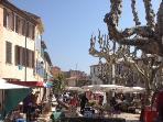 plan de la tour marche (market)